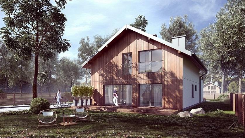 Własny dom pod Warszawą – marzenie na wyciągnięcie ręki!